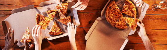 Places to Throw a Pizza Party in Broadneck
