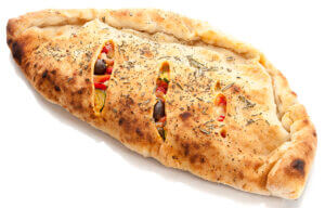 history of calzones feature