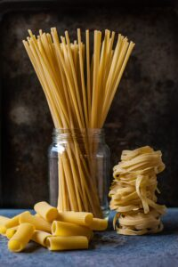 perfect al dente pasta noodles