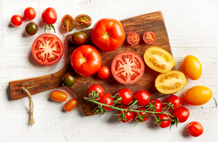 types of tomato - Spizzico