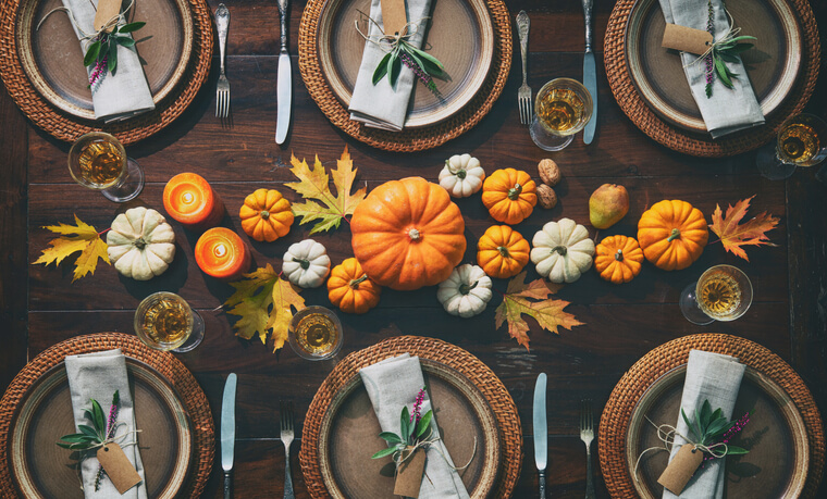 A Thanksgiving Taste of Italy